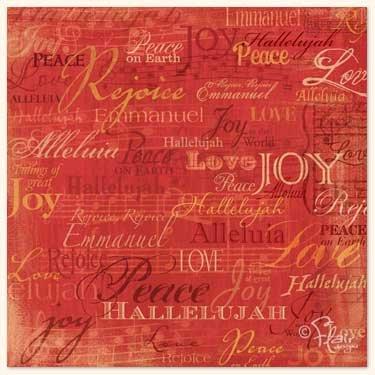Rejoice Collection - Rejoice Words