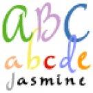 Cricut Cartridge - Jasmine