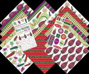 Holiday Stroll - 20pc. Christmas Paper Collection