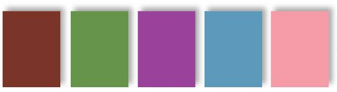 Cricut Markers - Fashion Colors