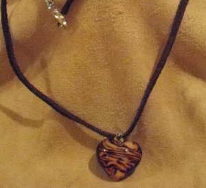Tiger Heart -- SOLD