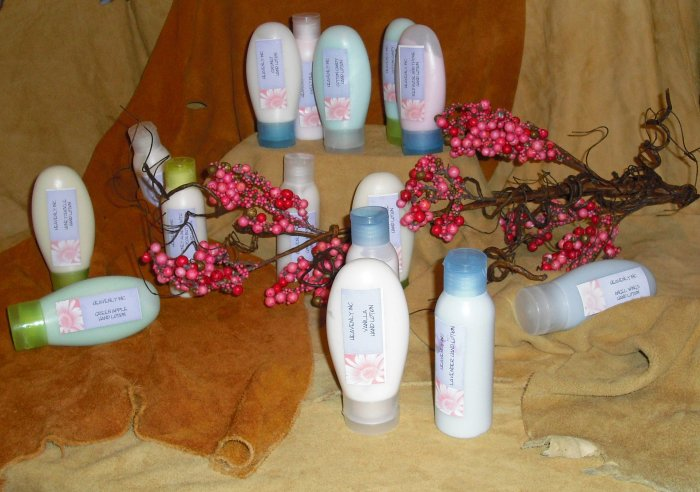 SOLD OUT -- Angel Wings Hand Lotion