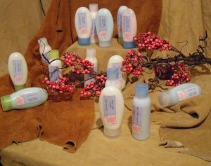 SOLD OUT -- Honey Almond with Cocoa Butter Hand Lotion
