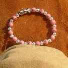 Pink Fusion Bracelet