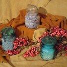 SOLD OUT -  Angel Wings Bath Salts - Antique Jar