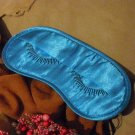 Blue Eyelashes Eye Mask