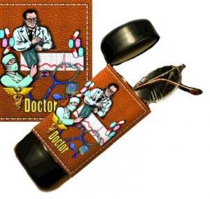 Doctor Eyeglass Or Sunglass Case