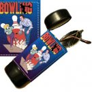 Bowling Flip Top Eyeglass / Sunglass Case