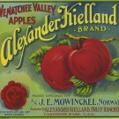Alexander Keilland Wenatchee Apple