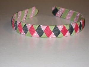 Classroom Kitty M2MG Ribbon Headband