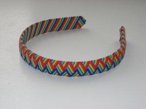 Over the Rainbow Ribbon Headband