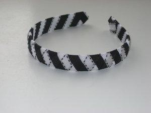 Jailhouse Rock Ribbon Headband