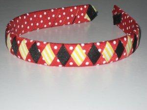 Minnie Mouse Ribbon Headband