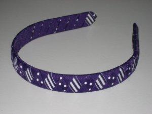 Gorgeous Grapes Ribbon Headband