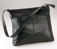 the Extremely Large Leather Purse (000-10)