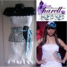 *Custom Order* Crochet Side Cut Out Dress