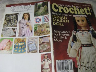 Hooked on Crochet August 2004 Magazine  Issue # 106