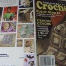 Hooked on Crochet October 2004 Magazine Issue # 107
