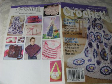 Hooked on Crochet April 2006 Magazine  Issue # 116
