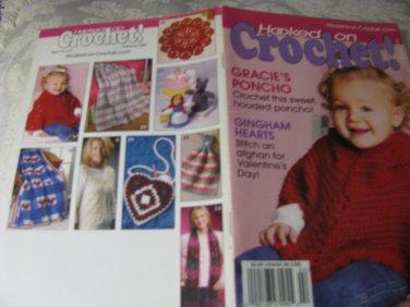 Hooked on Crochet February 2006 Magazine  Issue # 115