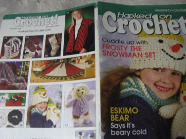 Hooked on crochet December 2003