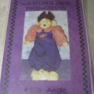 "Angie 20""Sweet Lil' Bear Pattern by Whistlepig Creek Productions"