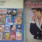 Crochet Newsletter July-Aug 1991 # 52 Magazine