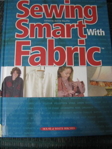 Sewing Smart with Fabric  Pattern Book.