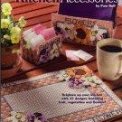 Kitchen Accessories in Plastic Canvas Pattern Book