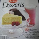 Junior's Desserts - 65 Recipes- Cheesecakes, Pies, Cookies, Cakes & More Magazine