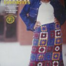 Fashion Show Favorites  Crochet/ Knit Pattern Book