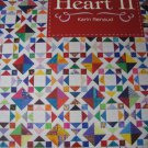 Quilts From the Heart II  Pattern Book by Karin Renaud - That Patchwork Place.