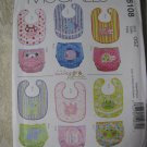 McCall's 6108 OSZ Infants Bibs and Diaper Covers