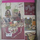Simplicity 1483 Entertainment Accessories.