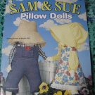 Sam & Sue Pillow Dolls Pattern Book