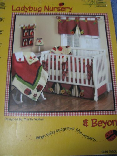 Ladybug Nursery & Beyond Pattern Book.