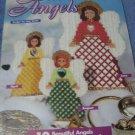 Birthstone Angels Plastic canvas pattern Booklet
