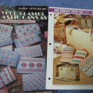 For your Glasses in Plastic Canvas & Aouthwest Tote Set Patterns