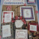 Old-timey Embroideries  Pattern Book