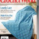 Crochet World April 2015 Magazine.