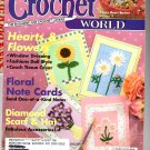Crochet World February 2005 Magazine.