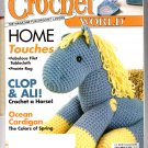 Crochet World April 2004 Magazine.