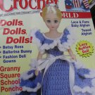 Crochet World August 2001 Magazine.