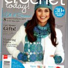 Crochet Today January  2014 Magazine.