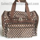 """CHERRY TRAVEL DUFFLE BAG LUGGAGE CARRY ON OVERNIGHT 13"""""""