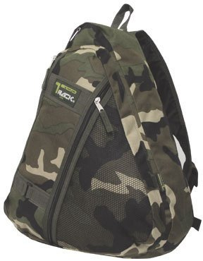 Camo Messenger Gym Travel Sling Body Backpack 303