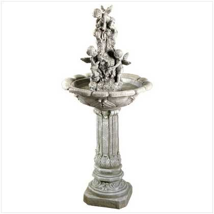 Alab Cherubs Fountain
