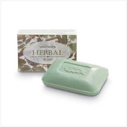 Nag Champa Herbal Soap - 1 Dz