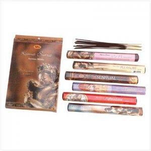 Kama Sutra Incense Sticks - 6 Pk