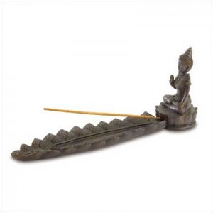 Thai Buddha Incense Holder